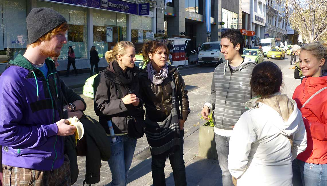 City Tour with Participants