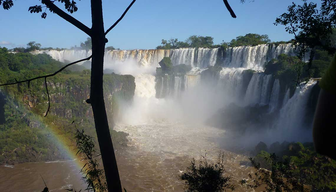 Iguazú Waterfalls