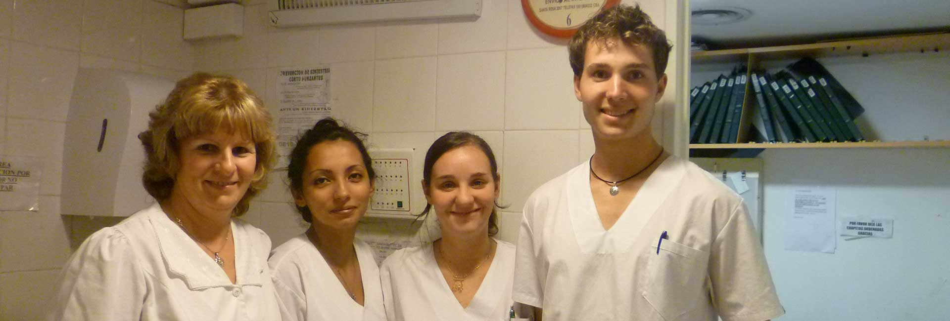 Nursing internship in Argentina