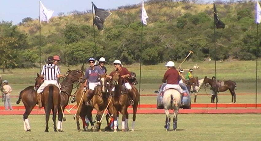 Polo spielen in Argentinien