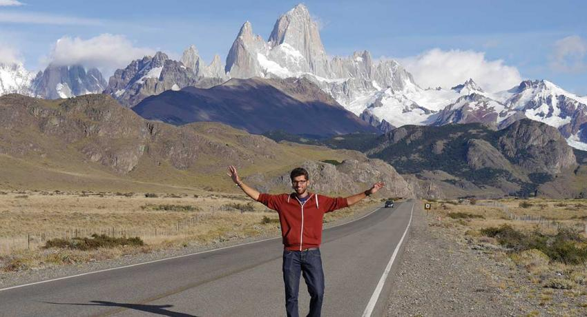 Fitz Roy Mountains - El Chaltén